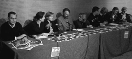 Presentación de literata en el FNAC