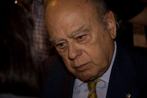 Jordi Pujol por Marcelo Aurelio