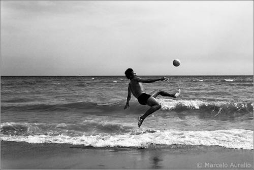 Hacia el horizonte - Marcelo Aurelio