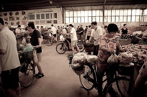 Xavi Lúcia Saló | ¿Carrito de la compra? ¡No, bicicleta! | Beijing, China