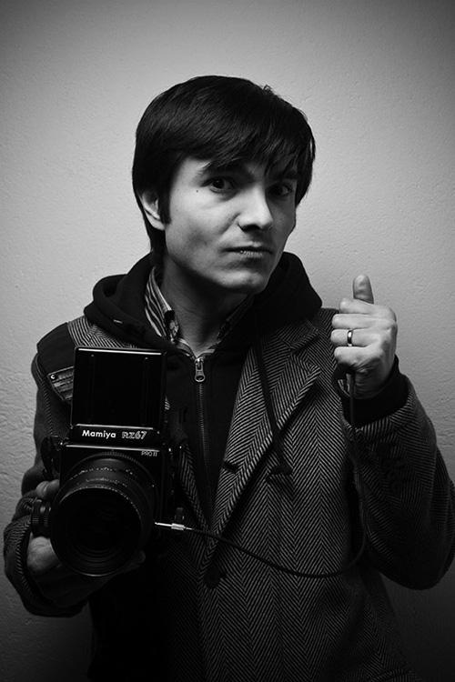 """La imagen de la semana: """"Sebas In Black [3]"""" de Guillermo Ruiz"""
