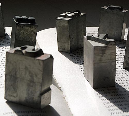 """La imagen de la semana: """"Letter 5"""" de Jordi Casanovas"""