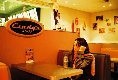 "La imagen de la semana: ""Cindy's Diner"" de Fran Simó"