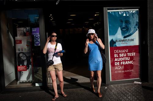 "La imagen de la semana: ""Test auditivo gratuito"" de Carlos Prieto"