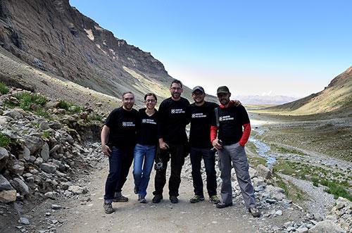 Expedición Tíbet 2011