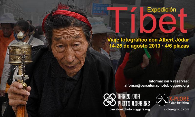 Expedición al Tíbet 2013