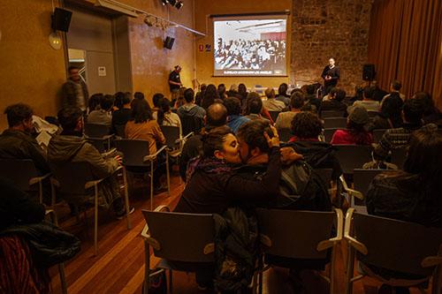 Slideluck Barcelona / Marcelo Aurelio