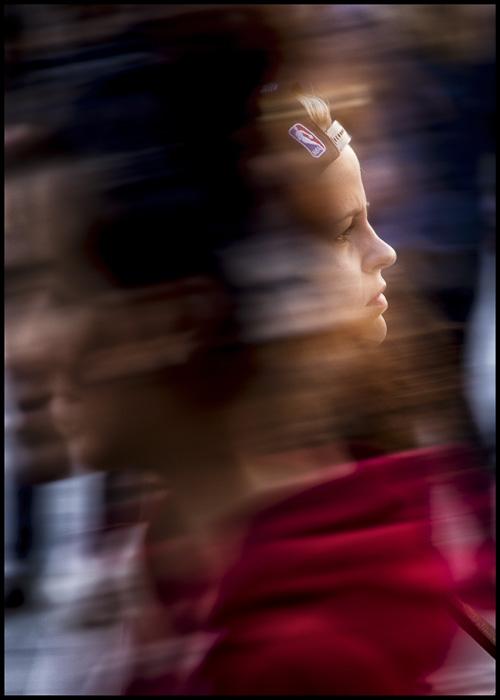 """La imagen de la semana: """"In a hurry"""" de Carlos Itriago"""