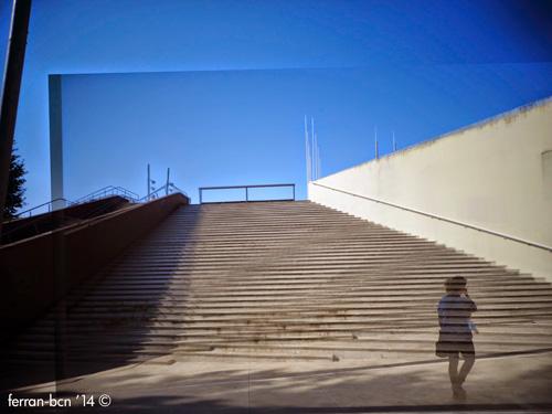 "La imagen de la semana: ""Around Sants Central Station 3"" de Ferran Lacruz"