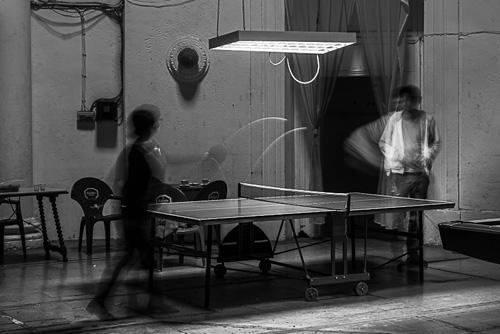 """La imagen de la semana: """"Ping-Pong"""" de Benjamin Julvé"""