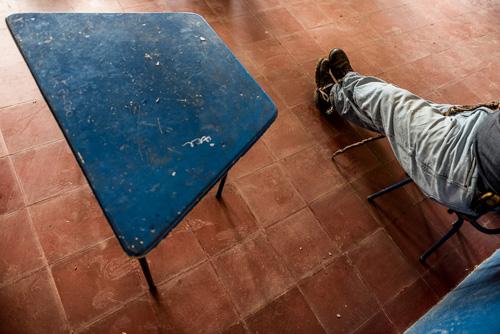 """San Miguel Las Lajas, Matagalpa. Escuela de familia - La imagen de la semana: """"Yo no estudié de chico"""" de Jesús G. Pastor"""