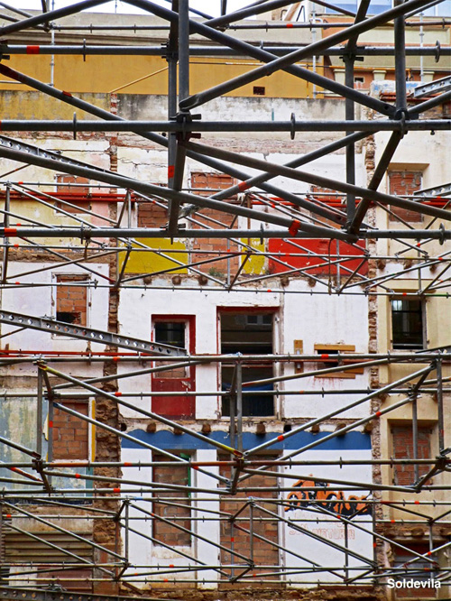 """La imagen de la semana: """"Riostres a l'estil Mondrian"""" de Jordi Soldevila"""